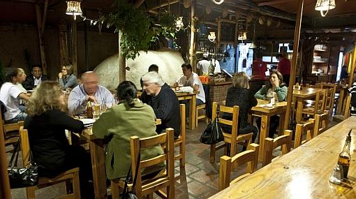 Para visitar chez philipe pizzas y cerveza de todo el for Comida francesa en lima