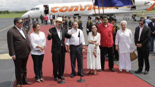 Derrocado Manuel Zelaya volvió a Honduras a casi dos años del golpe de Estado