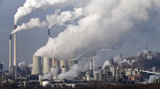 Emisión de gases contaminantes llegó a niveles récord en el 2010