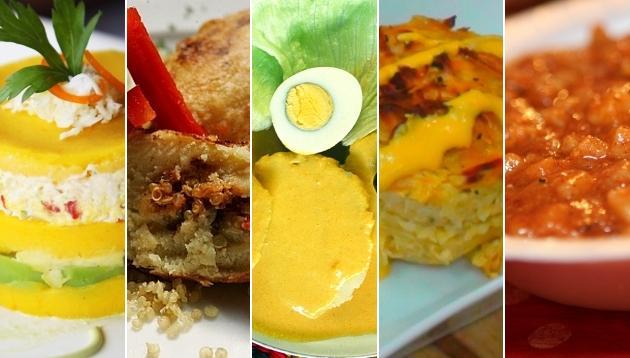 Opina cu l es tu plato favorito hecho con papa for Cocina peruana de vanguardia
