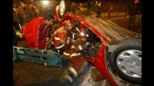 Accidentes de tránsito dejan siete muertos al día en el Perú