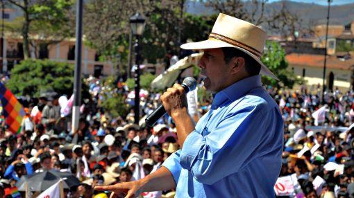 """Humala canceló visita a Puno porque """"no están dadas las condiciones"""""""