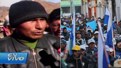 Dirigente aimara aseguró que no boicoteará las elecciones
