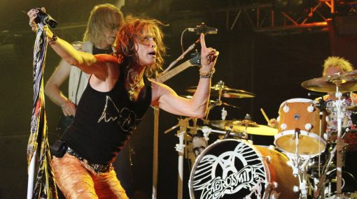 Aerosmith inicia gira latinoamericana con su concierto en Lima