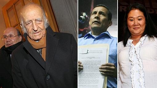 """De Szyszlo sobre Keiko y Humala: """"Es intolerable que elijamos entre ambos"""""""