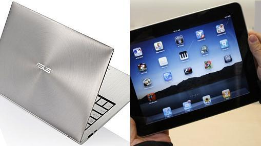 Tecnología liviana: se viene la era de las tablets y 'ultrabooks'