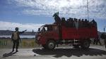 Exportadores bolivianos pedirán a la CAN reparación por paro en Puno - Noticias de semana.21