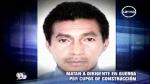 'Cholo' Jacinto habría ordenado asesinar a dirigente en SMP - Noticias de milena z��rate