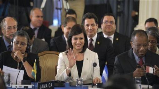 Honduras vuelve a la OEA tras ser suspendida por golpe de estado