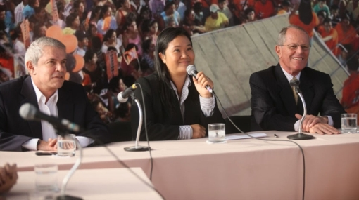 PPK, Castañeda, Aráoz y Reymer explicaron sus razones para votar por Keiko