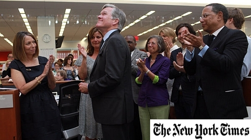 "Una mujer dirigirá por primera vez ""The New York Times"""
