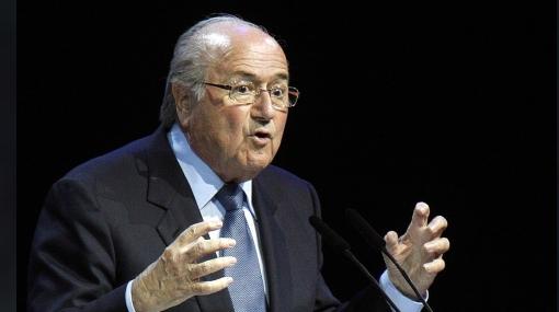 Blatter se disculpó por decir que racismo en el fútbol no es un problema