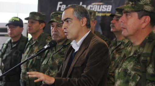 Gobierno colombiano confirmó muerte de mano derecha de jefe de las FARC