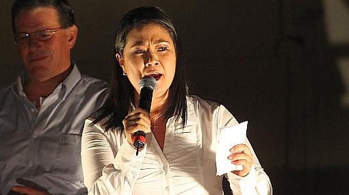 Cinco razones que afectaron la candidatura de Keiko Fujimori