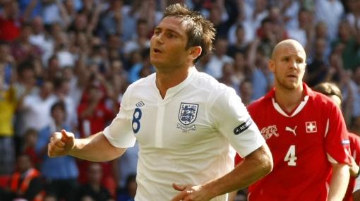 Inglaterra decepcionó con un empate 2-2 en casa ante Suiza