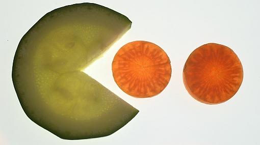 Diez maneras de hacer que los niños coman verduras