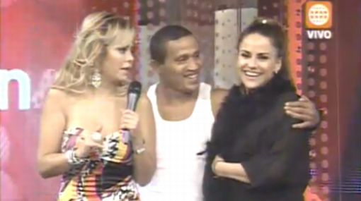 ¿Mónica Hoyos dedicó baile a 'Puchungo' Yáñez?