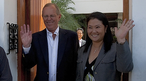 PPK habría violado Ley Electoral tras pedir que voten por Keiko Fujimori