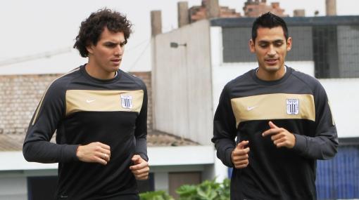 'Zlatan' Fernández entrenó con Alianza Lima, pero…