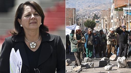 """Fernández sobre paro en Puno: """"Buscaremos una salida en consenso"""""""