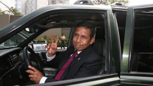 """Humala descartó estatizaciones: """"No tiraremos por la borda el crecimiento económico"""""""