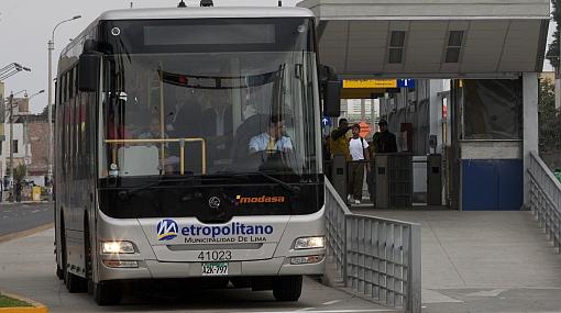 Buses del Metropolitano II no ingresarán al Callao sin previo acuerdo