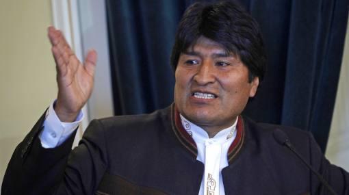 """""""Evadas"""", un libro que recopila 100 frases llamativas de Evo Morales"""