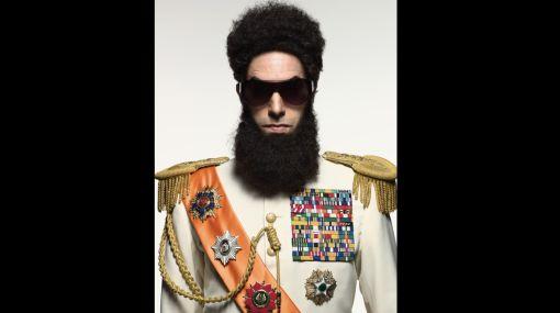 """FOTO: Sacha Baron Cohen hará de Saddam Hussein en """"The Dictator"""""""