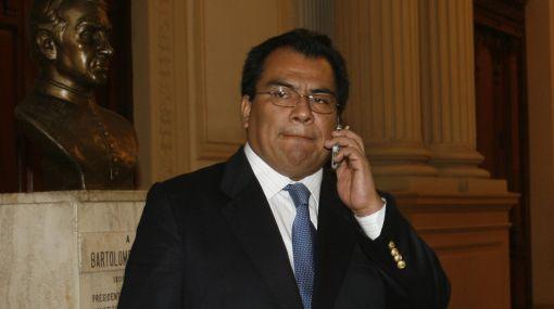 Apra apoyará propuestas de Humala en el Congreso, afirma Velásquez Quesquén
