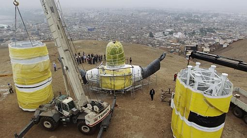 Lima tendrá su propio Cristo de Corcovado