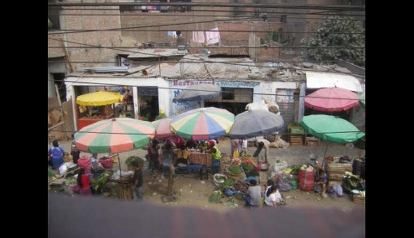FOTOS: los lugares de Lima invadidos por ambulantes