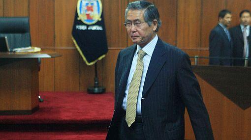 El martes se conocerán resultados de exámenes practicados a Fujimori