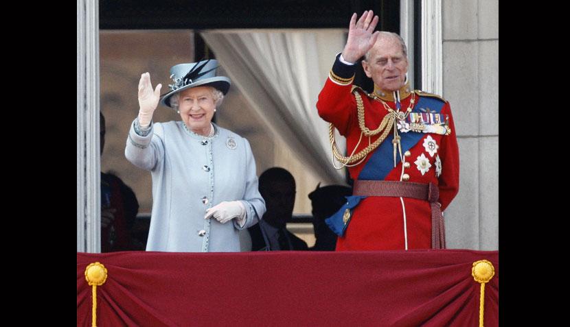 FOTOS: la princesa Catalina se robó las miradas en el cumpleaños de la reina