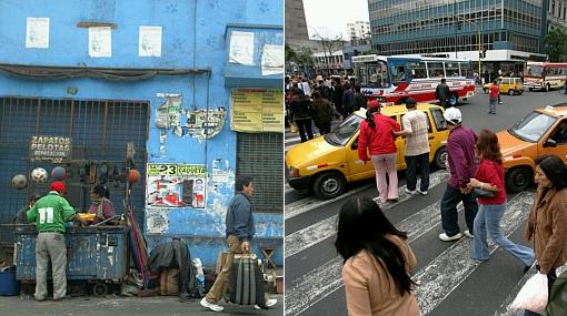 Ambulantes de las avenidas Caquetá y Abancay tienen las horas contadas