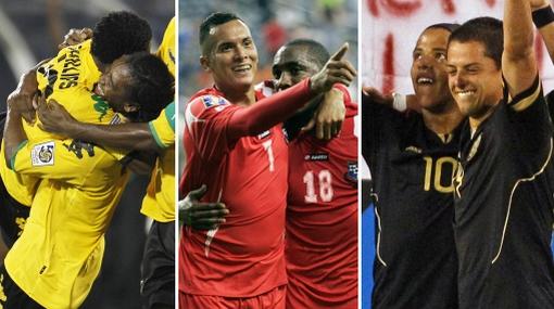 Impresionante: la Copa de Oro ya lleva 38 goles en 10 partidos