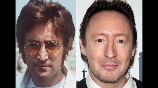 Vea el impresionante parecido entre los Beatles y sus hijos