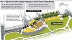 El Estadio Nacional también contará con un paseo peatonal - Noticias de solari pacheco