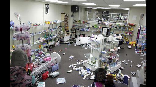 Fuertes sismos volvieron a sacudir Nueva Zelanda
