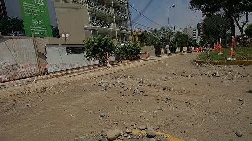 Tome nota: cerrarán la avenida Roca y Boloña en Miraflores