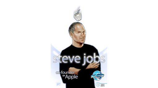 715158f0fb7 Historieta tecnológica: Steve Jobs tendrá su cómic biográfico