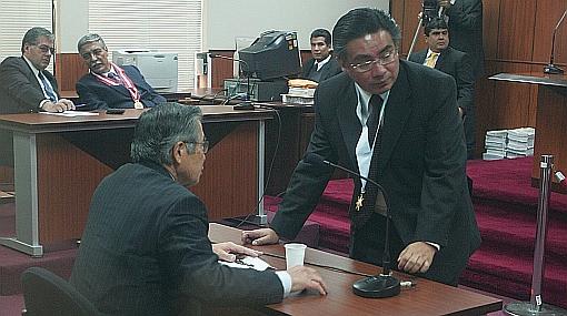 """Nakazaki sobre Caso Fujimori: """"El indulto no solo es para moribundos"""""""