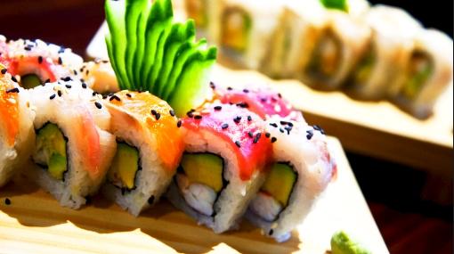 Makis para todos los gustos en Asakusa Sushi Bar