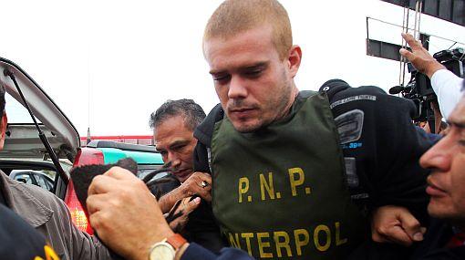 Joran van der Sloot aceptó colaborar en juicio y habló en español