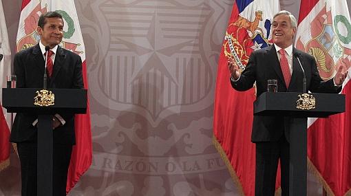 Para Humala, Piñera es descendiente del inca Huayna Cápac
