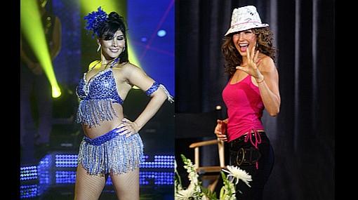 """Leysi Suárez se moverá al ritmo de Thalía en """"El gran show"""""""