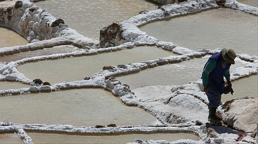 Sal de Maras: insumo cusqueño del Perú para el mundo