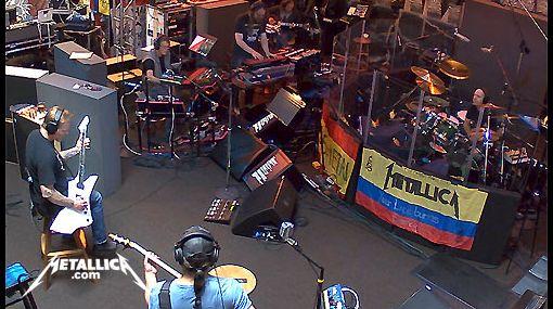 Histórico: Metallica y Lou Reed graban juntos para nuevo disco