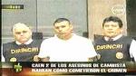 Capturaron a responsables del asesinato a un cambista - Noticias de rio vicente