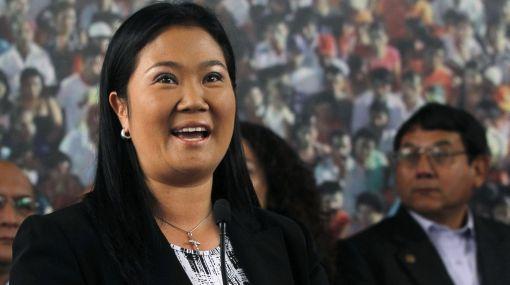 """Keiko Fujimori anunció una """"renovación"""" en Fuerza 2011"""