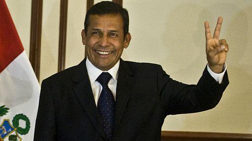 Encuesta de El Comercio: Humala recibe 70% de aprobación como presidente electo